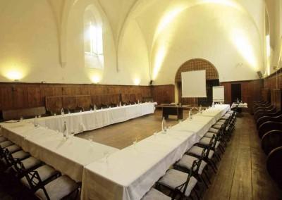077736 salle de conférence Hotel restaurant le Carmel les vans Ardeche