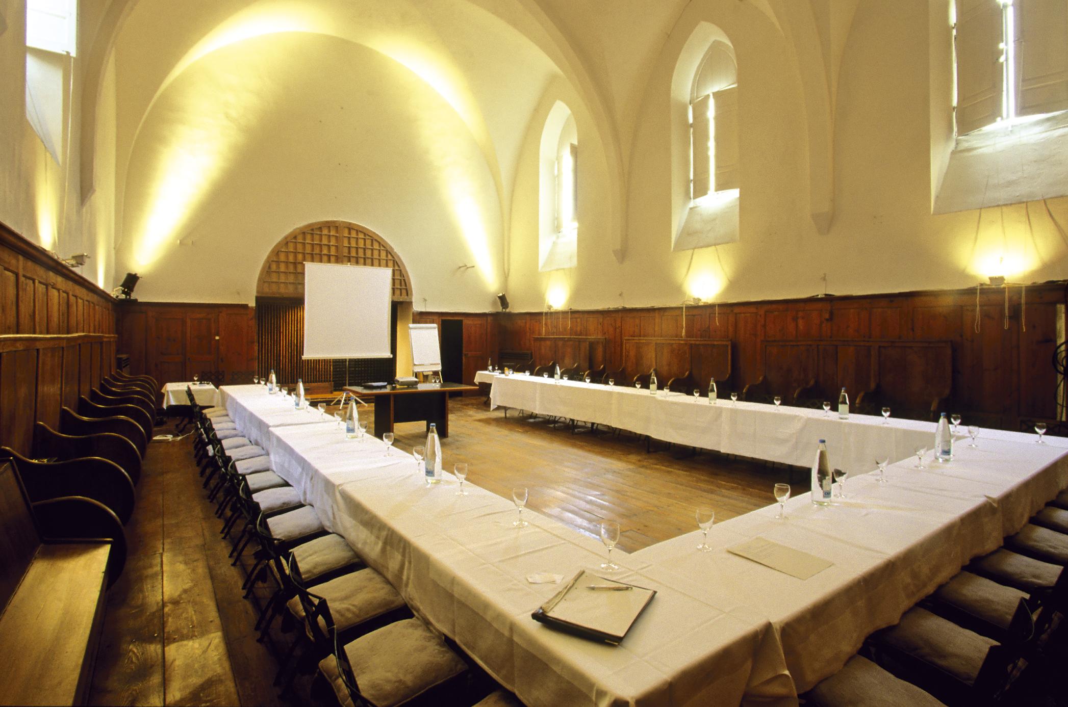 077735 salle de confŽrence Hotel restaurant le Carmel les vans Ardeche
